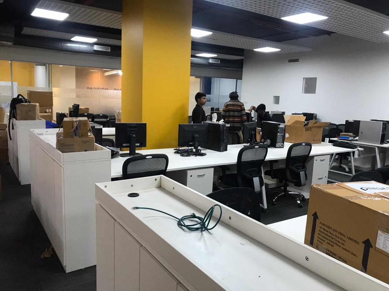 Office Shifting AlleyGrow  From Kothrud To Hinjewadi