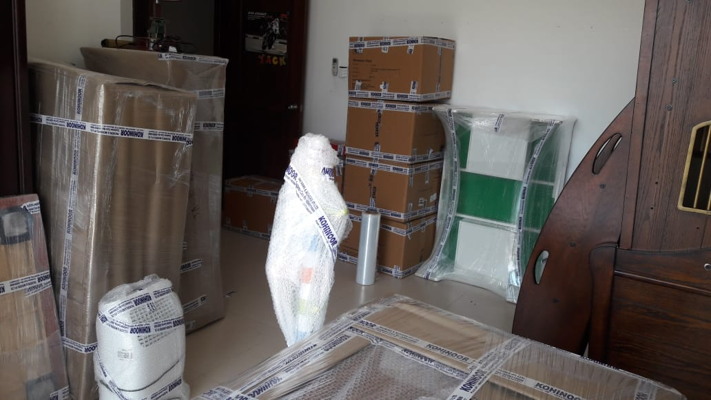 Home Shifting Service From Pune To Selam